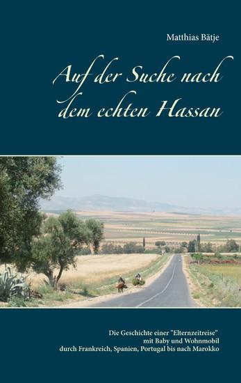 Auf der Suche nach dem echten Hassan - Blick ins Buch