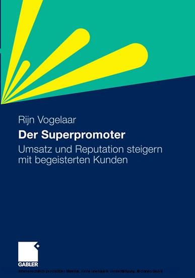 Der Superpromoter - Blick ins Buch