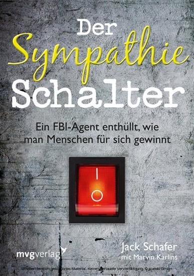 Der Sympathie-Schalter - Blick ins Buch