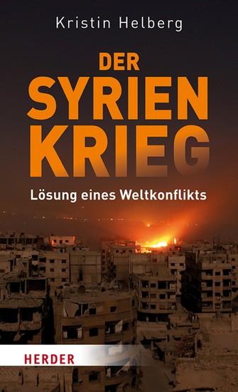 Der Syrien-Krieg - Blick ins Buch