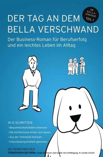 Der Tag an dem Bella verschwand - Blick ins Buch