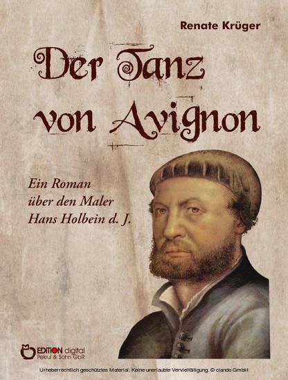 Der Tanz von Avignon - Blick ins Buch