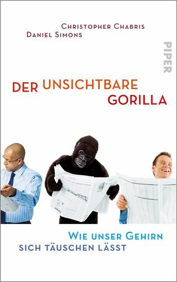 Der unsichtbare Gorilla - Blick ins Buch