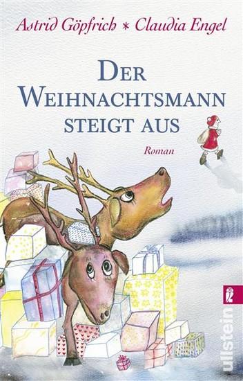 Der Weihnachtsmann steigt aus - Blick ins Buch
