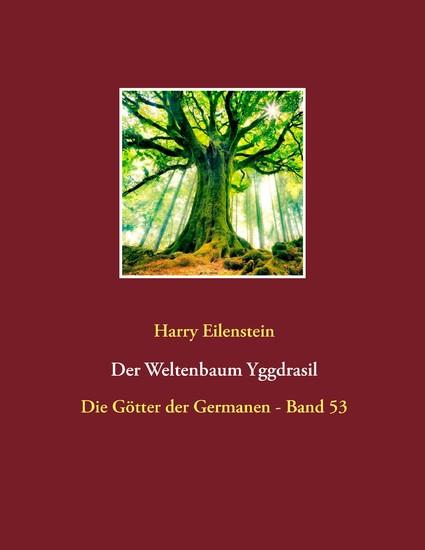 Der Weltenbaum Yggdrasil - Blick ins Buch