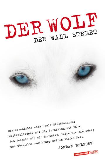 Der Wolf der Wall Street - Blick ins Buch