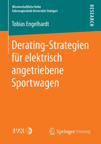 Derating-Strategien für elektrisch angetriebene Sportwagen - Blick ins Buch