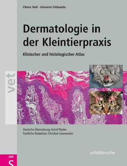 Dermatologie in der Kleintierpraxis - Blick ins Buch
