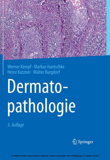 Dermatopathologie - Blick ins Buch
