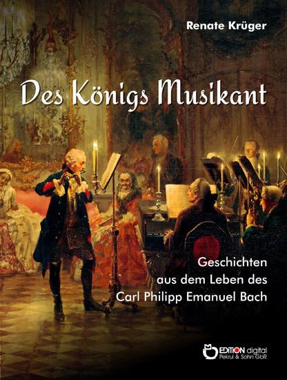 Des Königs Musikant - Blick ins Buch