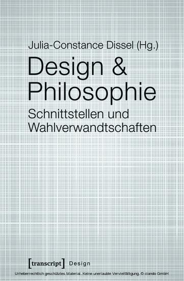 Design & Philosophie - Blick ins Buch