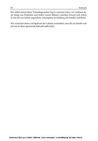 Desktopvirtualisierung - Blick ins Buch