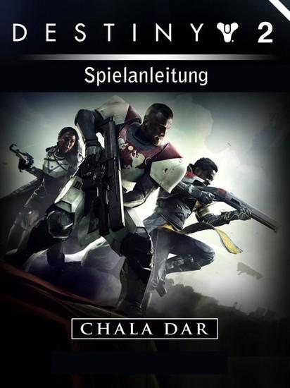 Destiny 2 Spielanleitung - Blick ins Buch