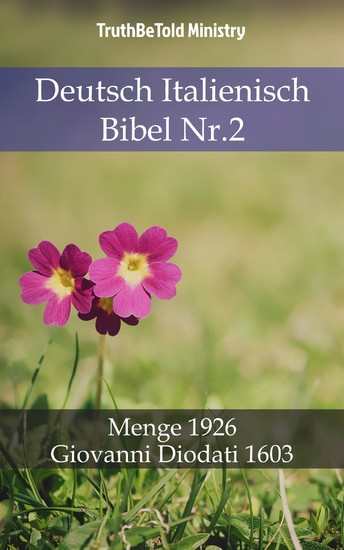 Deutsch Italienisch Bibel Nr.2 - Blick ins Buch