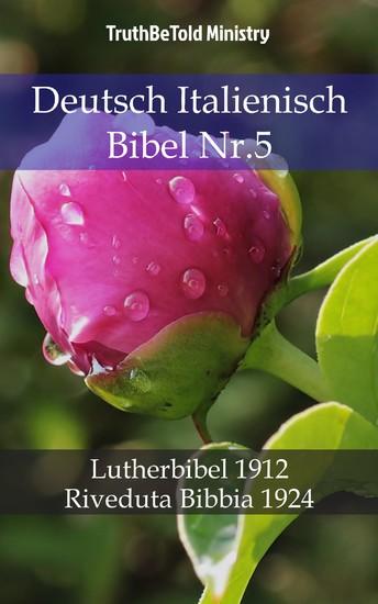 Deutsch Italienisch Bibel Nr.5 - Blick ins Buch