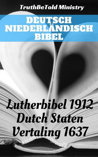 Deutsch Niederländisch Bibel - Blick ins Buch