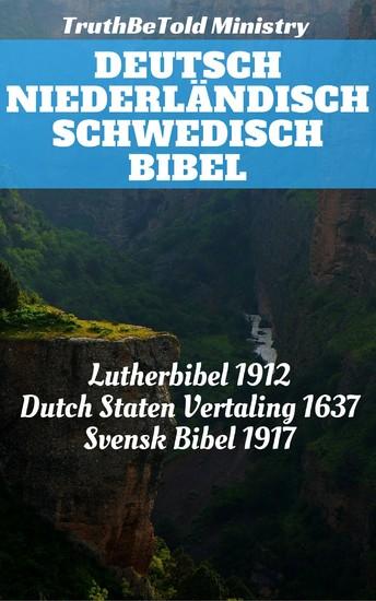Deutsch Niederländisch Schwedisch Bibel - Blick ins Buch