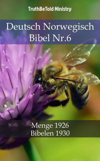 Deutsch Norwegisch Bibel Nr.6 - Blick ins Buch