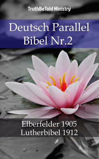 Deutsch Parallel Bibel Nr.2 - Blick ins Buch