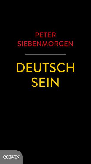 Deutsch sein - Blick ins Buch
