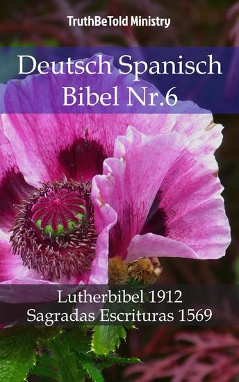Deutsch Spanisch Bibel Nr.6 - Blick ins Buch