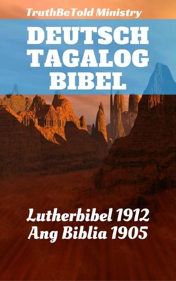 Deutsch Tagalog Bibel - Blick ins Buch