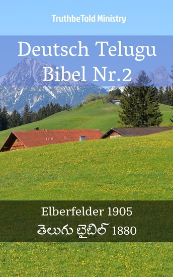 Deutsch Telugu Bibel Nr.2 - Blick ins Buch