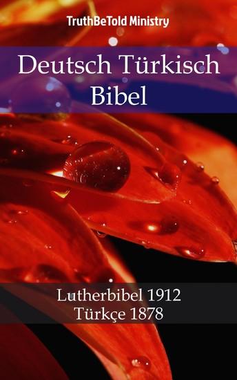 Deutsch Türkisch Bibel - Blick ins Buch