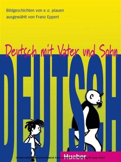 Deutsch mit Vater und Sohn - Blick ins Buch
