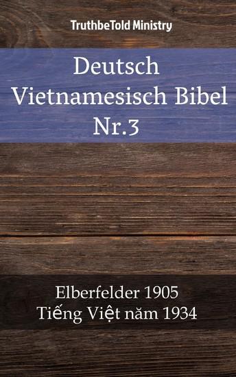 Deutsch Vietnamesisch Bibel Nr.3 - Blick ins Buch