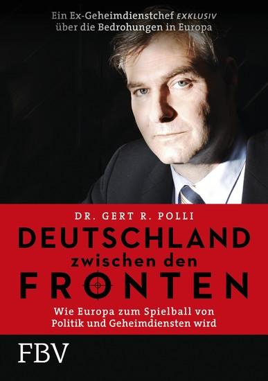 Deutschland zwischen den Fronten - Blick ins Buch