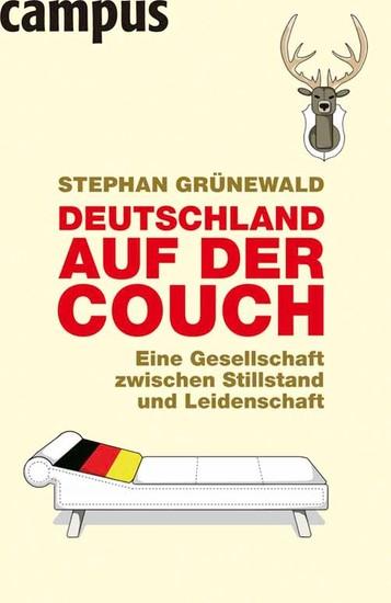 Deutschland auf der Couch - Blick ins Buch