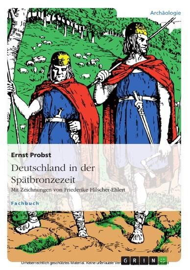 Deutschland in der Spätbronzezeit - Blick ins Buch