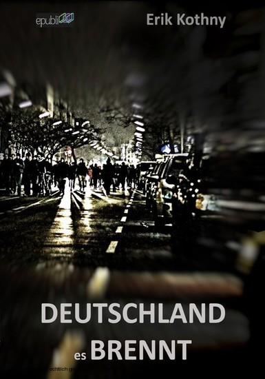 Deutschland, es brennt - Blick ins Buch