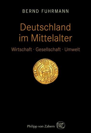 Deutschland im Mittelalter - Blick ins Buch