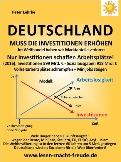 Deutschland muss die Investitionen erhöhen - Blick ins Buch