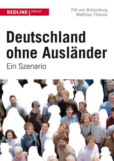 Deutschland ohne Ausländer - Blick ins Buch