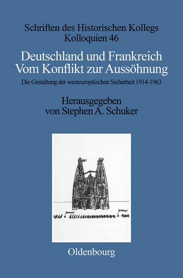 Deutschland und Frankreich - Blick ins Buch