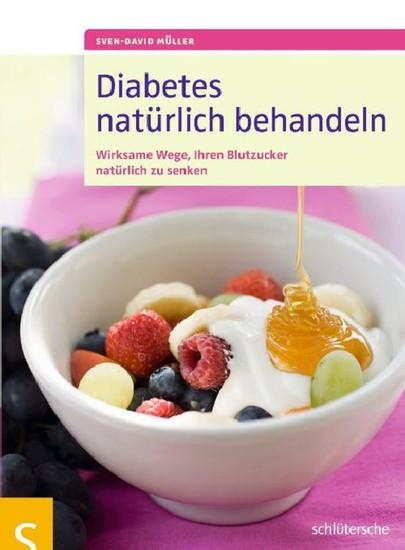 Diabetes natürlich behandeln - Blick ins Buch