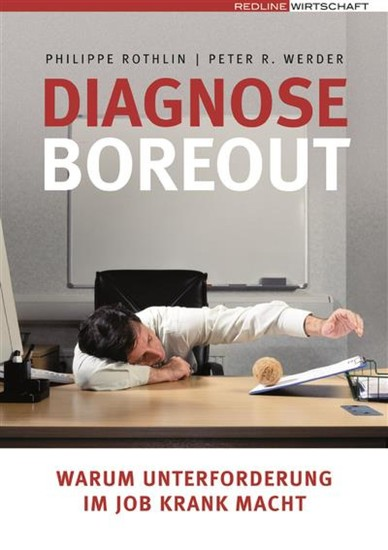 Diagnose Boreout - Blick ins Buch