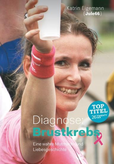 Diagnose: Brustkrebs - Blick ins Buch