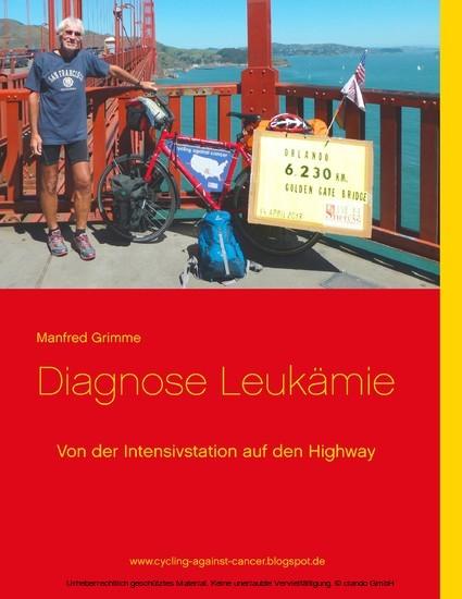Diagnose Leukämie - Blick ins Buch