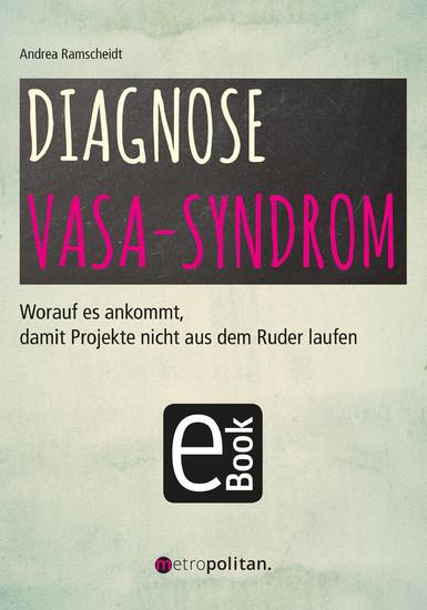 Diagnose Vasa-Syndrom - Blick ins Buch