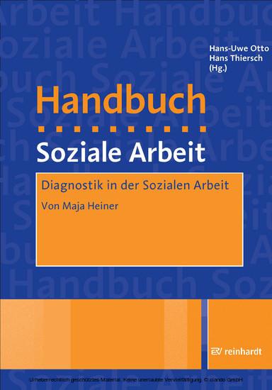 Diagnostik in der Sozialen Arbeit - Blick ins Buch