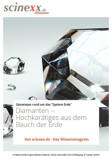 Diamanten - Blick ins Buch