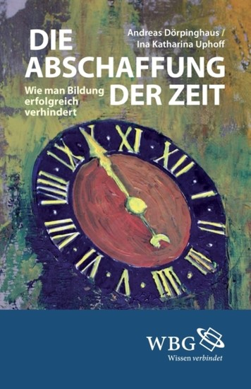 Die Abschaffung der Zeit - Blick ins Buch