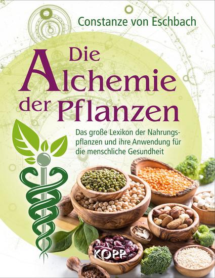 Die Alchemie der Pflanzen - Blick ins Buch