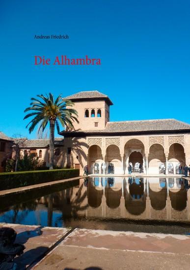 Die Alhambra - Blick ins Buch