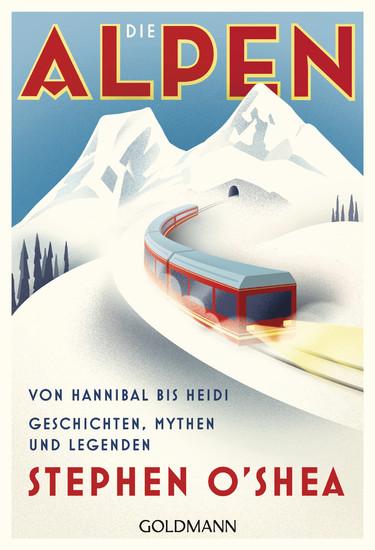 Die Alpen - Blick ins Buch