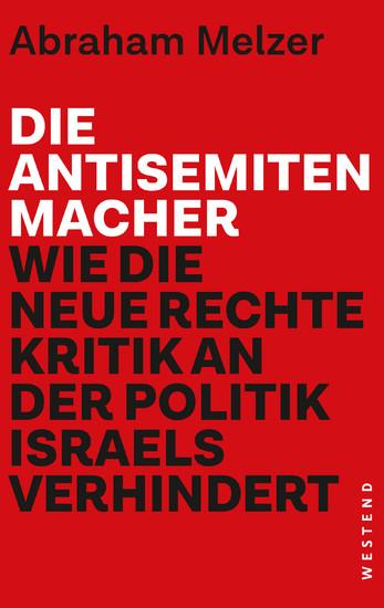 Die Antisemitenmacher - Blick ins Buch